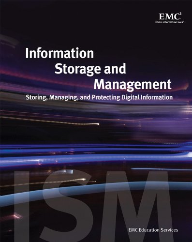 Information Storage and Management: Storing, Managing, and Protecting Digital Information (English Edition) (Emc Education Services)