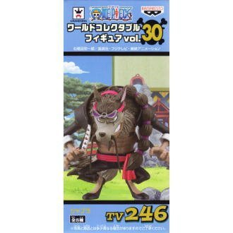 one-piece-world-collectable-figure-vol30-tv246-jabra-banpresto-prize-japan-import