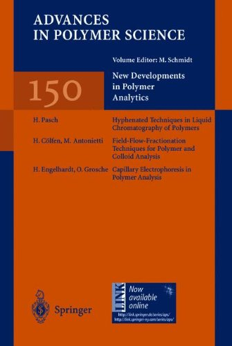 New Developments in Polymer Analytics I (Advances in Polymer Science)