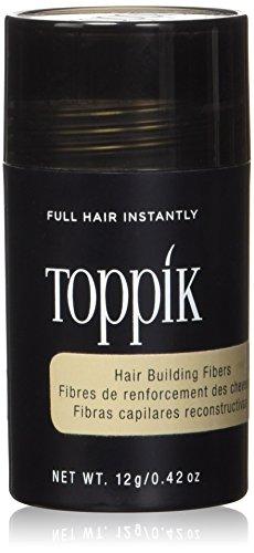 Toppik - Fibre di Cheratina Naturali, Biondo Medio (Med Blonde), 12gr