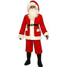 Descrizione Di Babbo Natale Per Bambini.Amazon It Vestito Di Babbo Natale