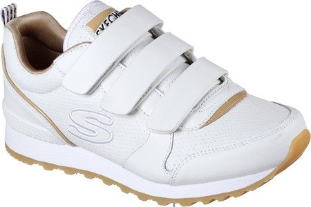 Donna Sneakers 705 Wht Piccole Skechers Bianca xq78nfP1w