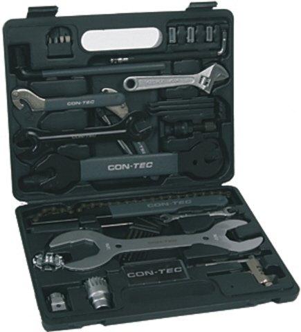 Preisvergleich Produktbild Contec Werkzeugkoffer 37 tlg.