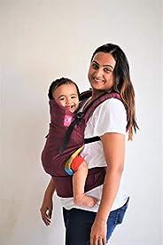 Anmol Baby Carrier (Burgundy)