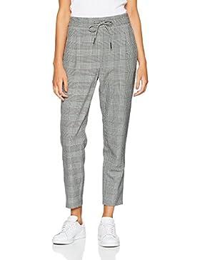 Vero Moda Vmeva Mr Loose String Checked Pants Noos, Pantalones para Mujer