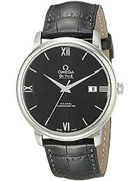 Omega eysse-reloj de pulsera analógico rhöna cuero 42413402001001