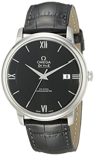 omega-herren-armbanduhr-analog-automatik-leder-42413402001001