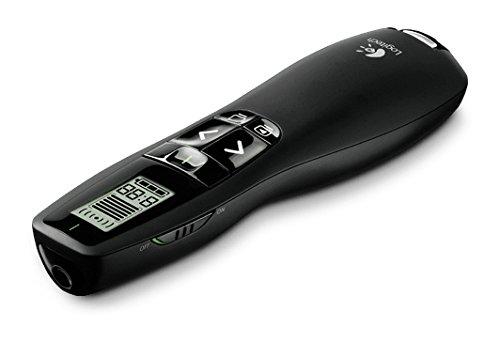 Preisvergleich Produktbild Logitech 910-003506 Wireless Presenter R700 schwarz