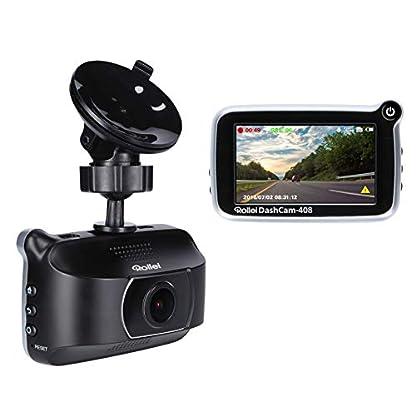 Rollei-DashCam-408-Hochauflsende-GPS-Auto-Kamera-mit-Full-HD-1080p30fps-und-automatische-Notfall-Videoaufnahme-inkl-Bewegungssensor-und-G-Sensor
