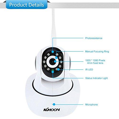 KKmoon-TP-C549T-1080P-Telecamere-di-sicurezza-HD-IR-IP-di-visione-notturna-WIFI-del-CCTV-dellinterno-della-casa