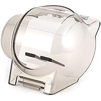 Justdodo Lente de la cámara Transparente Protector Protector Gimble Cubierta Protectora Capó para RC dji Mavic Pro/Platinum Drone Parts-Gris Transparente