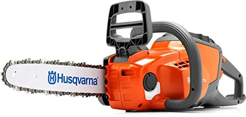 'Husqvarna Motosierra 136lil 12+ Batería + qc80