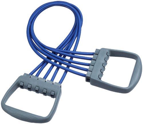 schmidt-sports-elastikon-expander-iii-extenseur-20-kg-100-kg-bleu