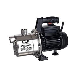 T.I.P. 30111 – Pompa da giardino in acciaio INOX GP 3000