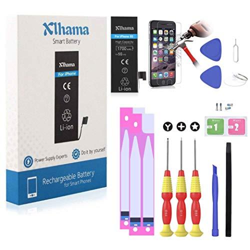 Xlhama Batería Alta Capacidad Li-ion 1700mAh Compatible
