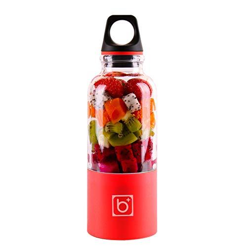 Beaulife. Mini Batidora Licuadora para Fruta, Portátil Recargable Máquina de Mezcla...