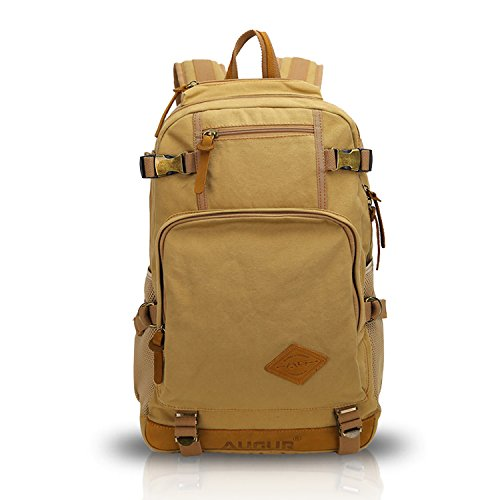 FANDARE Classic Vintage esterna Viaggiare Zaino Trekking College School Daypacks