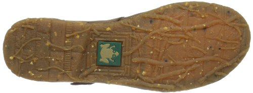 El Naturalista N973-C Crust Leather Coco / Angkor, Ballerine Donna Marrone (Braun (Coco))