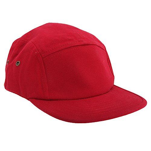 Beechfield - Casquette de baseball classique - Homme Rouge