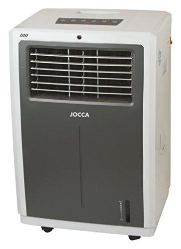Jocca 5892 - Bioclimatizador frio calor, color gris y blanco