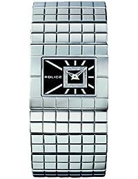 Police ALLURE PL11334LS/02M - Reloj de mujer de cuarzo con correa de acero inoxidable