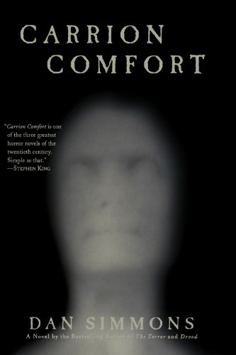 Carrion Comfort Cover Image