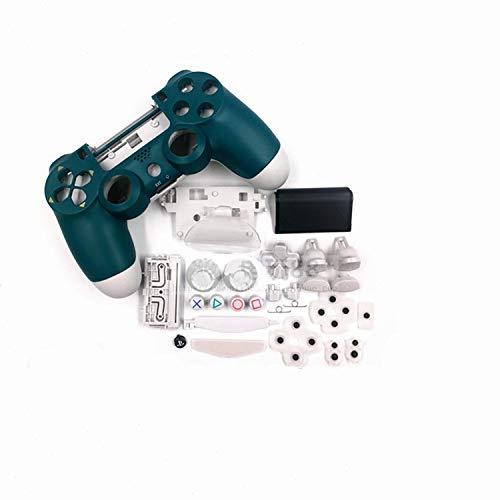 Gehäuse für Playstation PS4 Slim Pro Controller 4.0 JDS-040 JDM-040 Version Controller, Grün - Playstation 4 Gehäuse