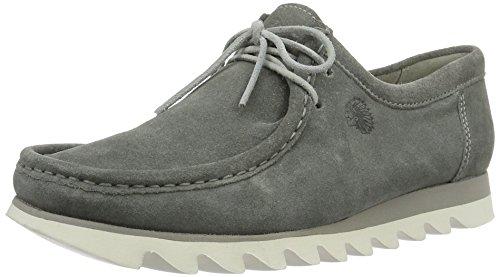 Sioux Grash.-h161-02, Mocassins (loafers) homme Grau (Cement)