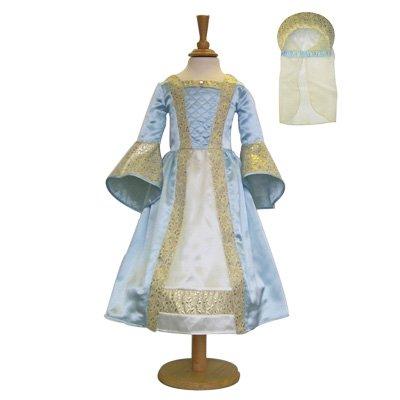Travis Designs Tudor Mädchen Historische Kostüme Größe 9-11 Jahre [Spielzeug] (Historische Kostüme)