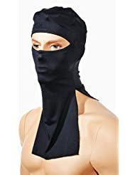 Máscara de disfraces NINJA estilo guerrero