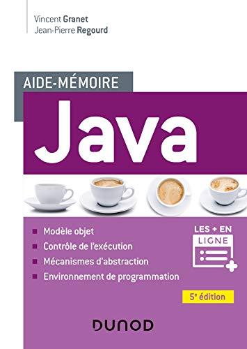 Aide-mémoire - Java - 5e éd. par Vincent Granet