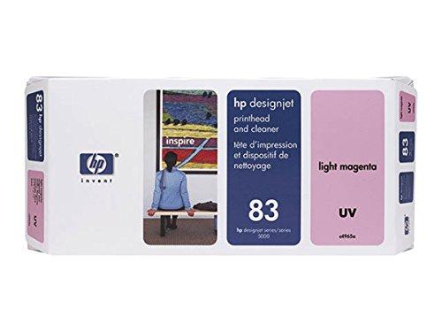 HP - Hewlett Packard DesignJet 5000 UV Printing (83 / C 4965 A) - original - Druckkopf magenta light - 13ml (Druckkopf Magenta Light)