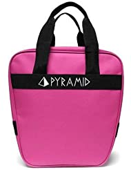 Pyramid Prime One Single Bowling Bag, Hot Pink