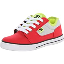 DC Shoes Bristol Canvas B Shoe Rgy - Zapatillas de Deporte niño