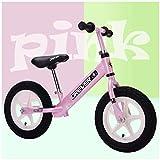 GSDZN - Kinder Laufrad Lauflernrad Kinderrad Leichtgewicht / 3,5 Kg  Verstellbarer Lenker Und Sitzhöhe  Luftreifen  2-6 Jahre / 80-120 cm,I