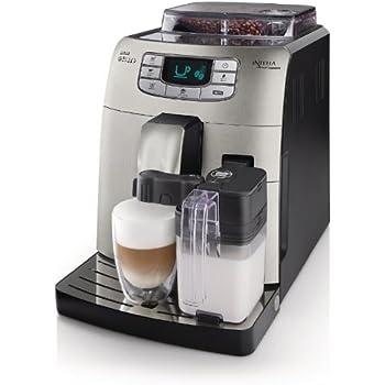 Philips Saeco Intelia HD8753/92 1850-Watt Automatic Espresso Machine