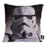 ILANIT TOYS Star Wars Kissen Stormtrooper Pattern 35x35cm Elbenwald schwarz weiß