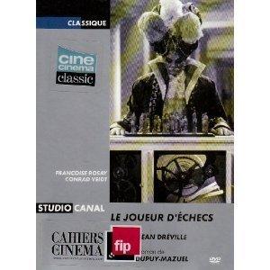 Bild von Le Joueur D'Echecs [DVD] [1938]