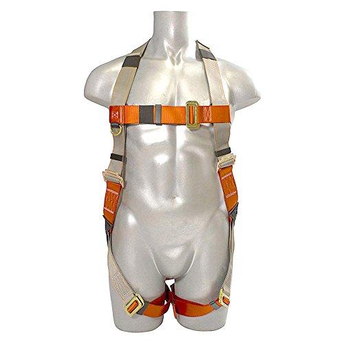 Madaco Dachbau Fallschutz Heavy Duty Full Body Industrial Safety Harness Größe M-XXL ANSI OSHA H-TB205A