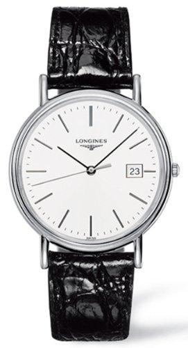 longines-l47904122-la-grande-classique-presence-quartz-herren-uhr