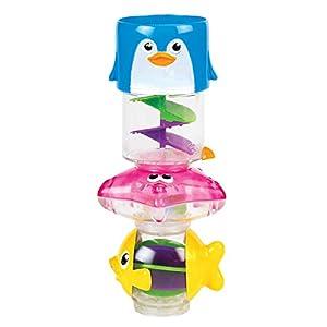 "Munchkin - Torre de agua ""Wonder Waterway"", juguete de baño"