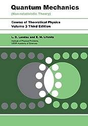 Quantum Mechanics: Non-Relativistic Theory: Volume 3