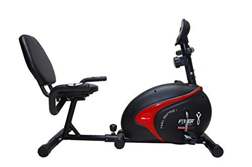 FYTTER Bicicleta Estática Recubike Rc-03R Negro
