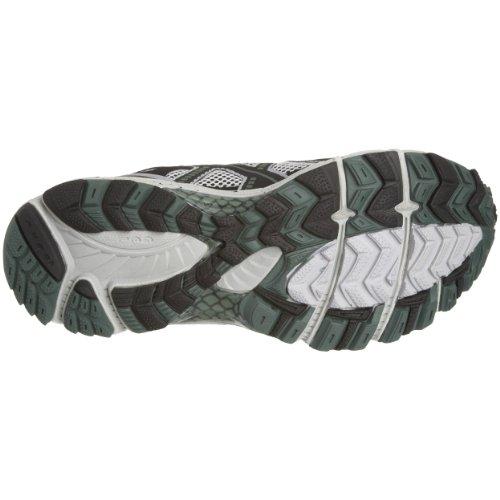Asics , Chaussures de running pour homme Gris - Grey/Black/Green Bay