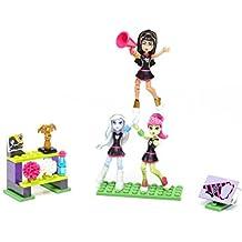 Mega Bloks DYC73 - Construx Monster High Cheerleader Set