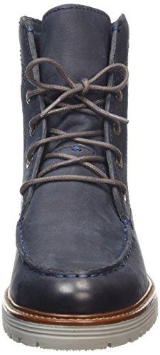 Jana 26201 Stivali Da Combattimento Blu Damen (blu (blu Navy 805))
