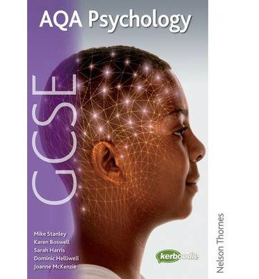 AQA GCSE Psychology Student's Book by Stanley, Mike ( AUTHOR ) Jul-23-2009 Paperback