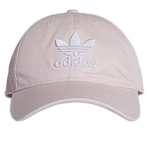 adidas Damen Trefoil Classic Kappe, Clear Pink/White, OSFW