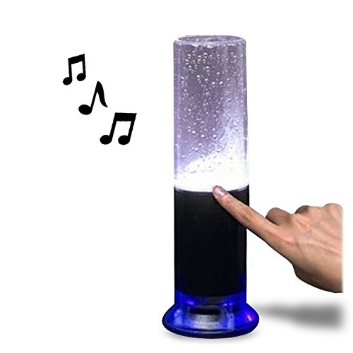 Lautsprecher Wasserbrunnen Touch Sensitive LED Touchscreen