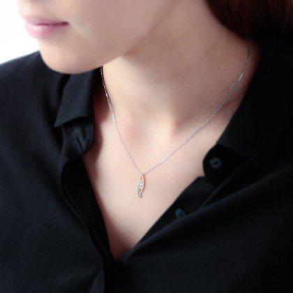 ... HISTOIRE D OR - Collier Or et Diamant - Femme - Or 2 couleurs 375 52d751e23903